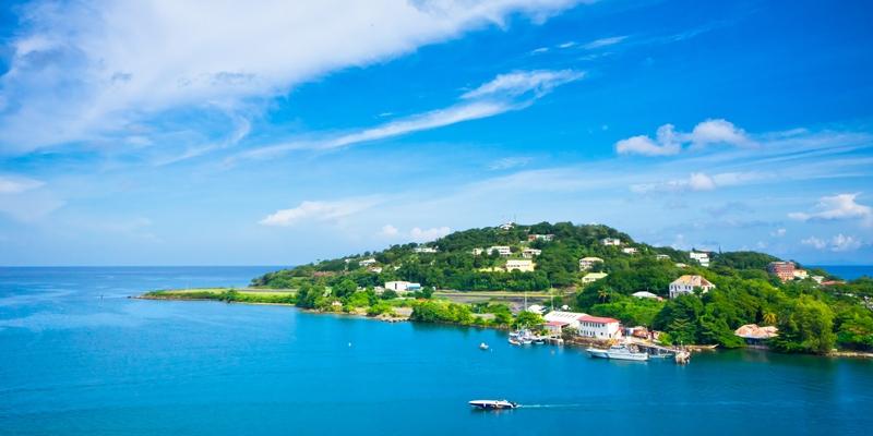 Saint Lucia, panoramica