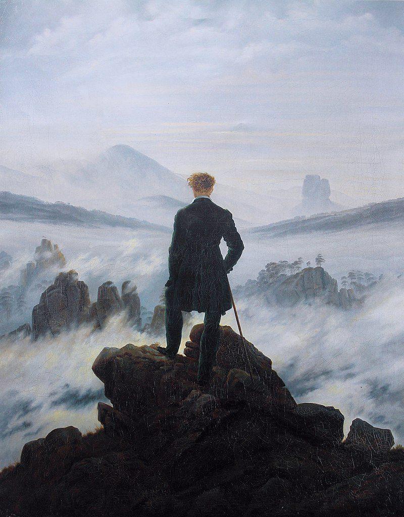 "ALT=""inverno Friedrich romanticismo"""