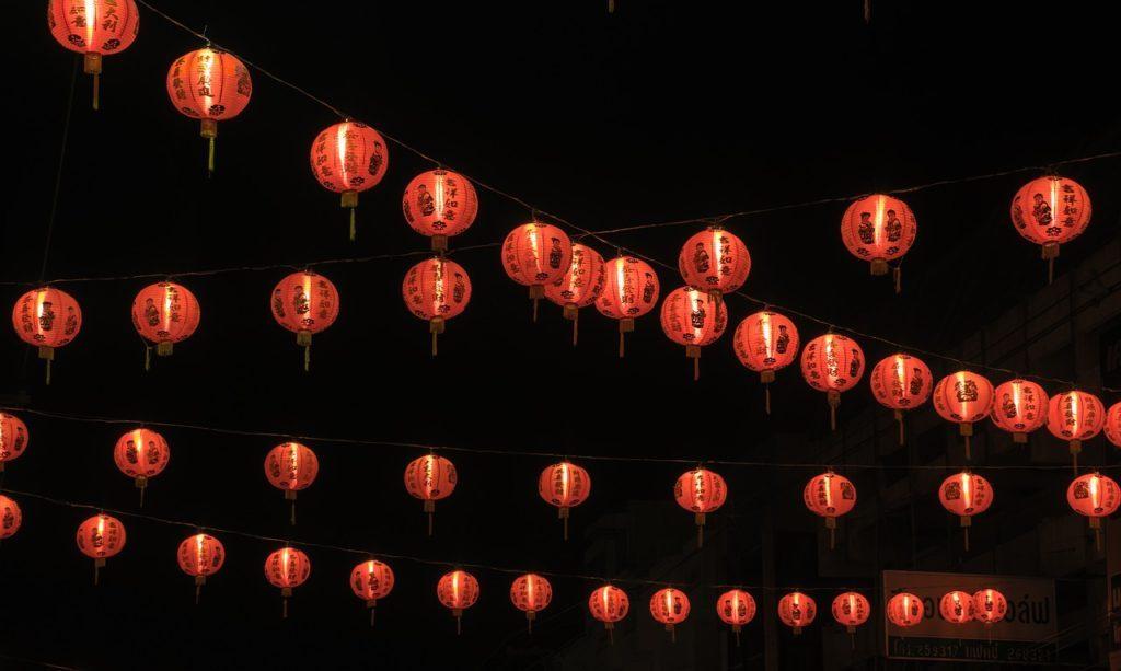 Capodanno cinese - Festa delle lanterne