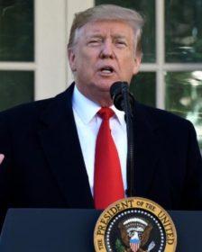 Trump mette fine allo shutdown