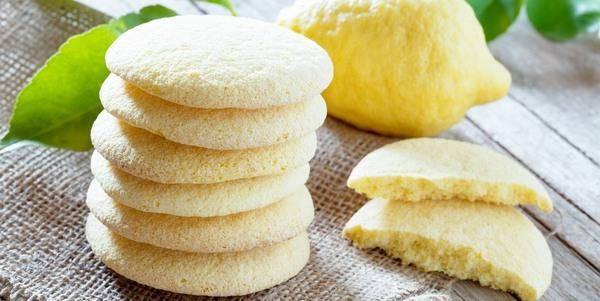 Presentazione Biscottini al limone