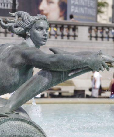 Puzzle matematici a Trafalgar Square