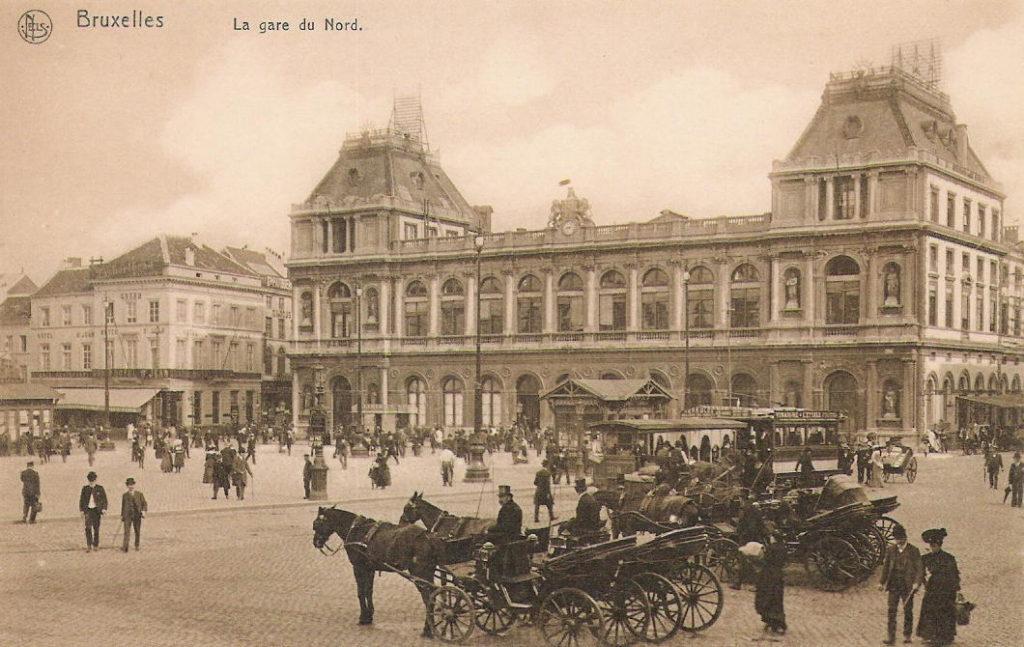 Antica Stazione Nord a Bruxelles