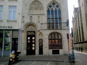 Friet Museum: il palazzo storico