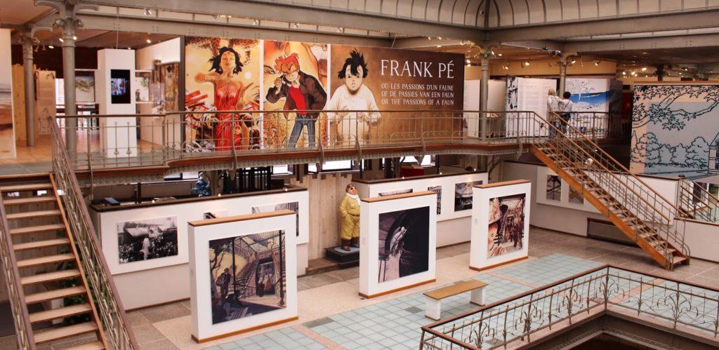 Comic Art Museum Bruxelles