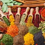 Profumo di spezie: menù e ricette