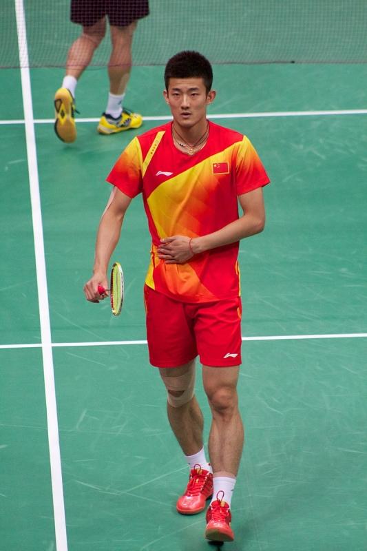 Sport in Cina - Chen Long, medaglia d'oro di Badminton