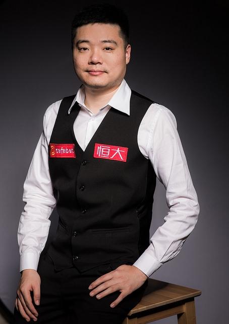 Sport in Cina - il campione di snooker Ding Junhui - © worldsnooker
