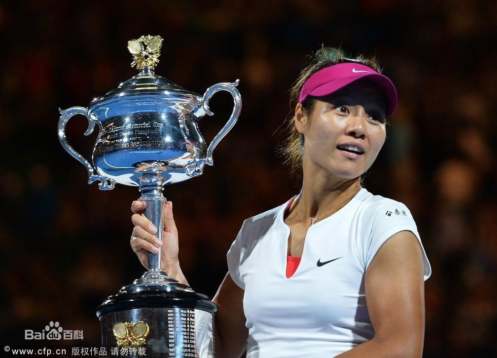 Sport in Cina - la tennista Li Na