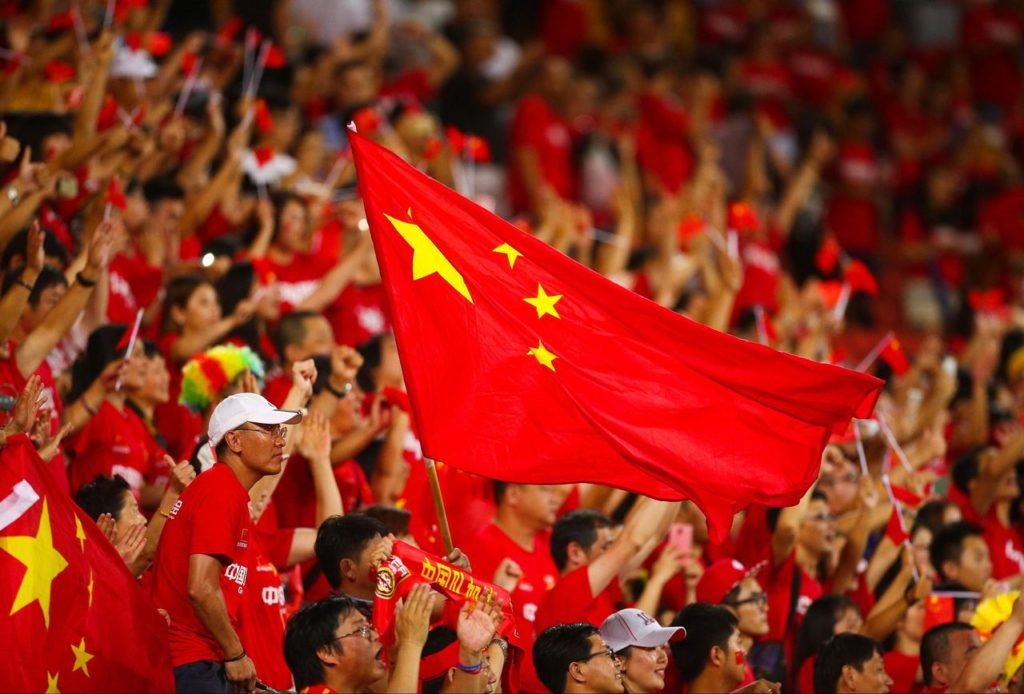 Sport in Cina: una panoramica generale - © Getty images