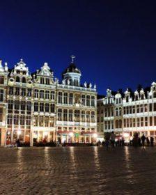 Bruxelles copertina