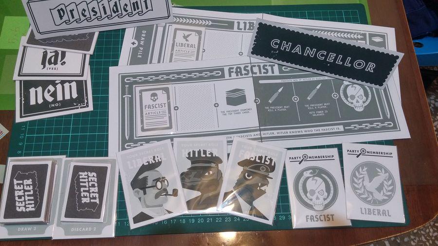 gioco da tavolo print & play