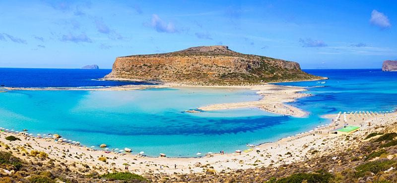 Laguna di Balos, Creta