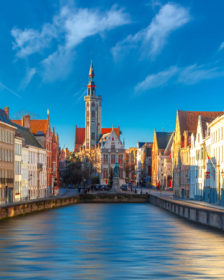 Bruges copertina