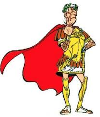 Giulio Cesare - Asterix il Gallico