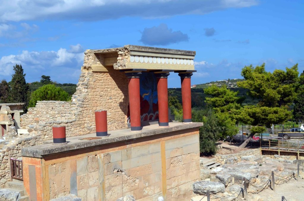 Cnosso, Creta