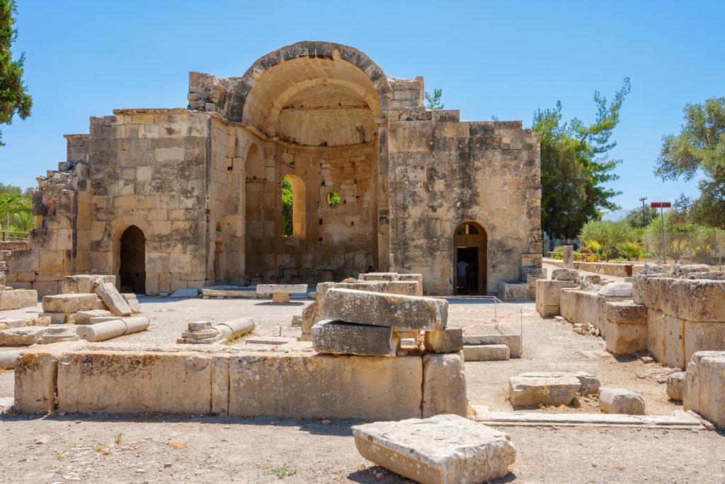 Gortyna, Creta
