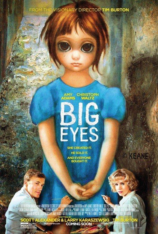 Arte e cinema - Big Eyes