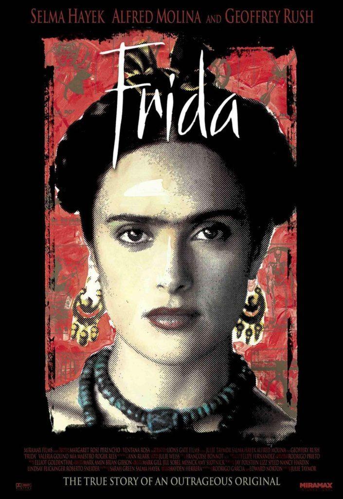 Arte e cinema - Frida