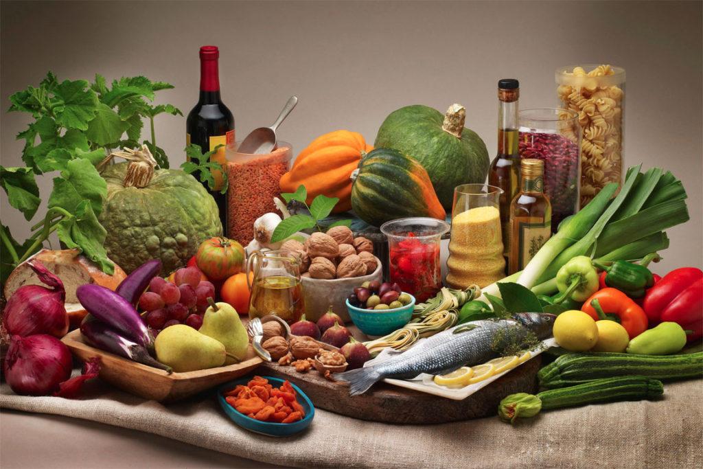 Dieta Mediterranea La Piramide Alimentare Della Salute Inchiostro Virtuale