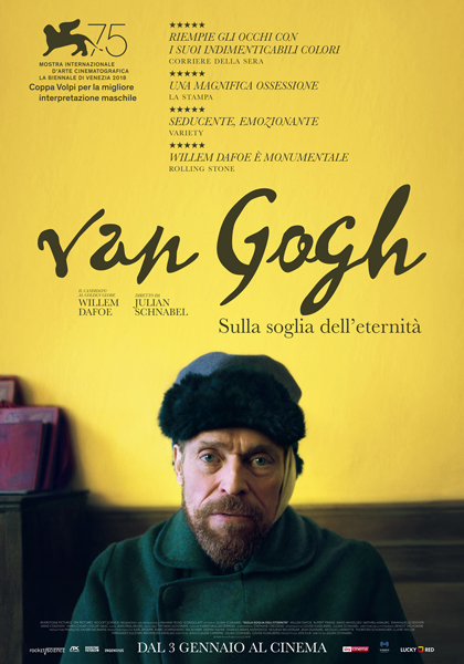 L'arte ed il cinema Van Gogh