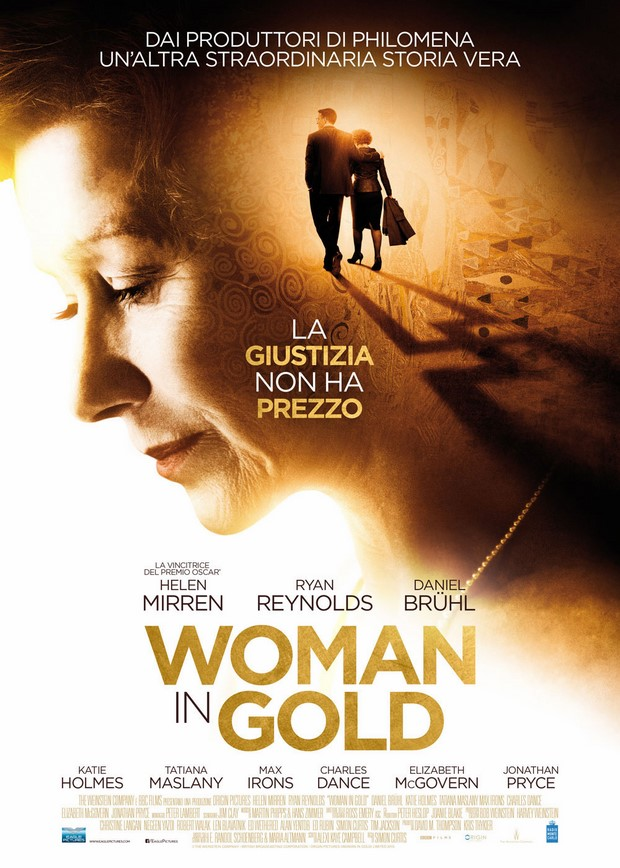 Arte e cinema - The woman in gold
