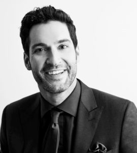 Lucifer: Tom Ellis