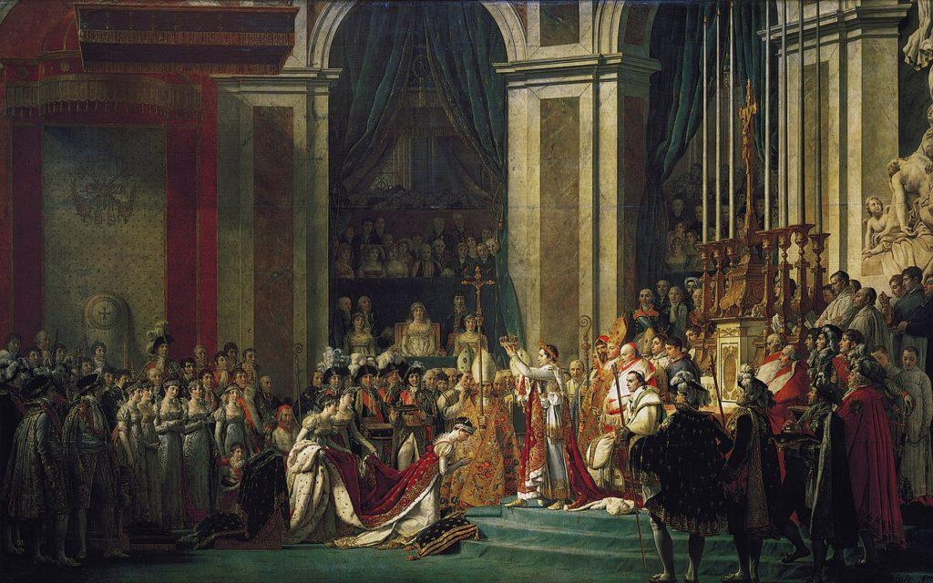 Notre-Dame Incoronazione di Napoleone