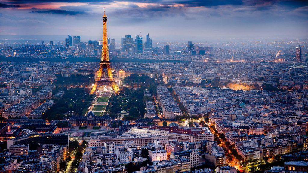 Parigi copertina