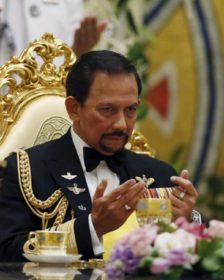 Sultano del Brunei