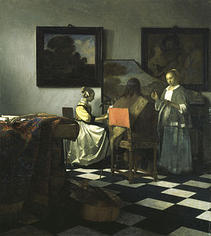 "ALT=""Furti d'arte Vermeer - Concerto a tre"""