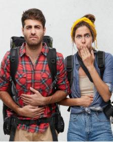 diarrea del viaggiatore - immagine di copertina