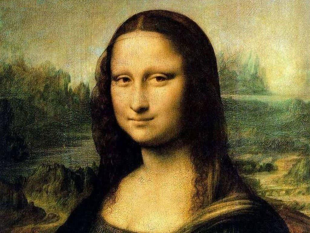 """ALT=""""Furti d'arte La Gioconda Leonardo Da Vinci"""""""