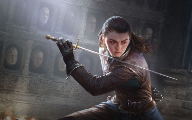 Game of Thrones Arya