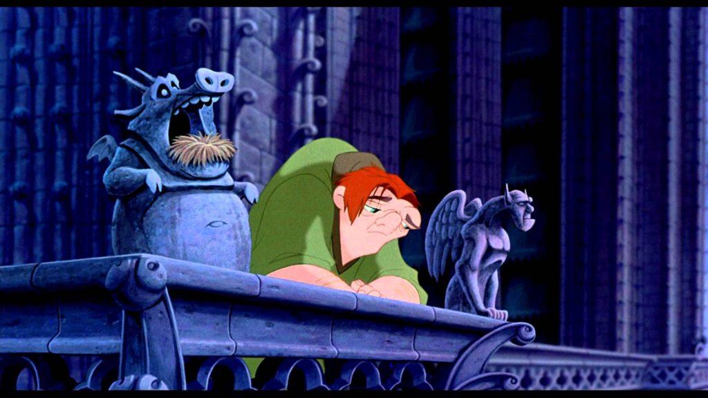 Il Gobbo di Notre-Dame - fotogramma del film