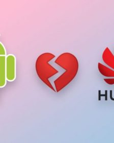 Android VS Huawei