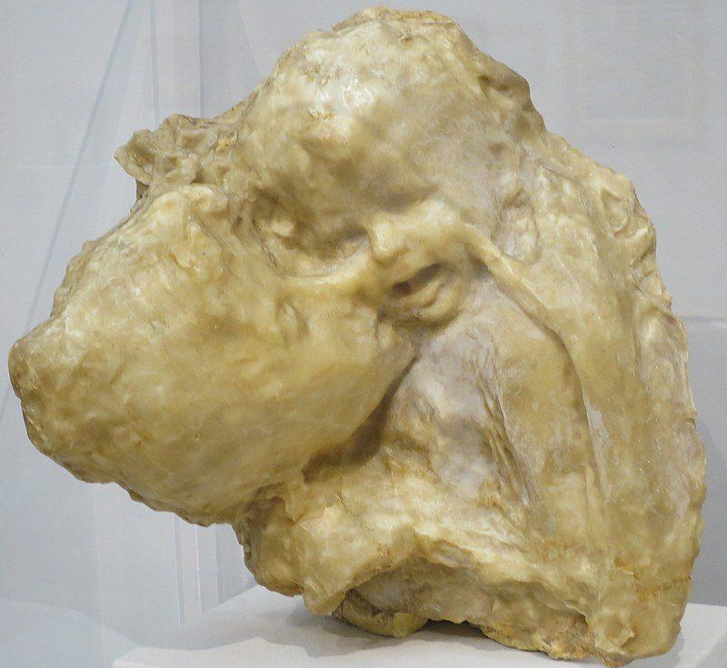 scultura impressionista L'età dell'oro