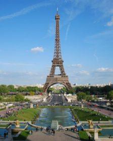 Torre Eiffel copertina