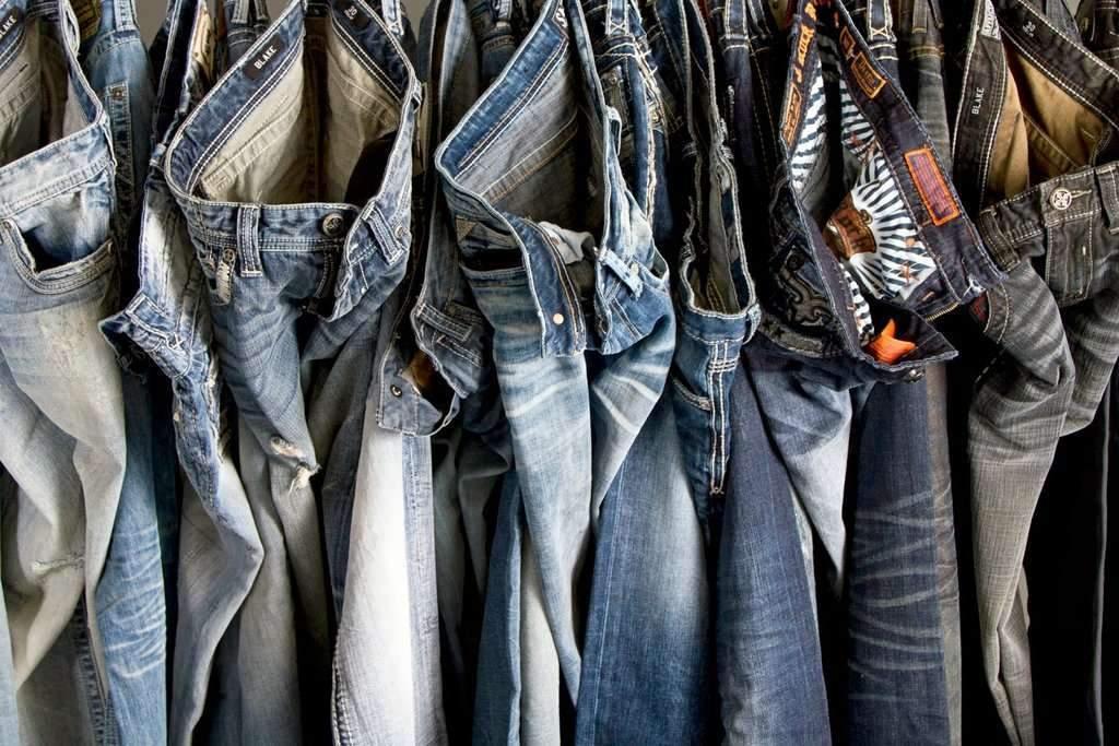 Jeans copertina