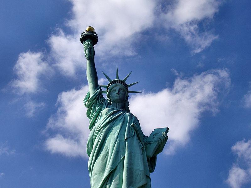 Statua della Libertà Monumenti Monte Rushmore