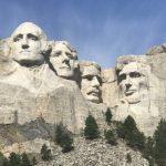 Monte Rushmore: la storia americana scolpita nella roccia