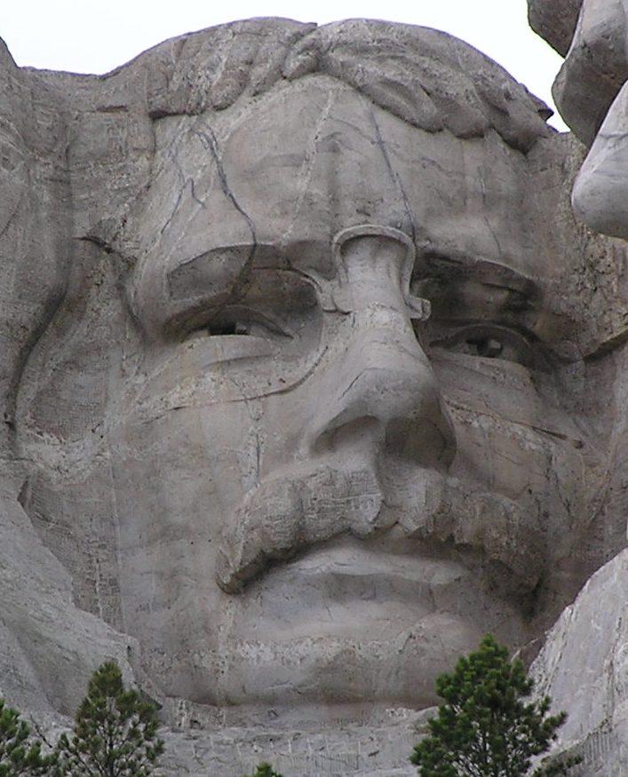 Theodore Roosevelt Monte Rushmore