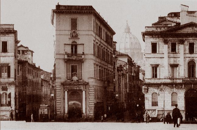 Spina di Borgo Vaticano