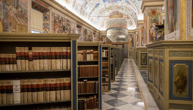 Biblioteca apostolica Vaticano