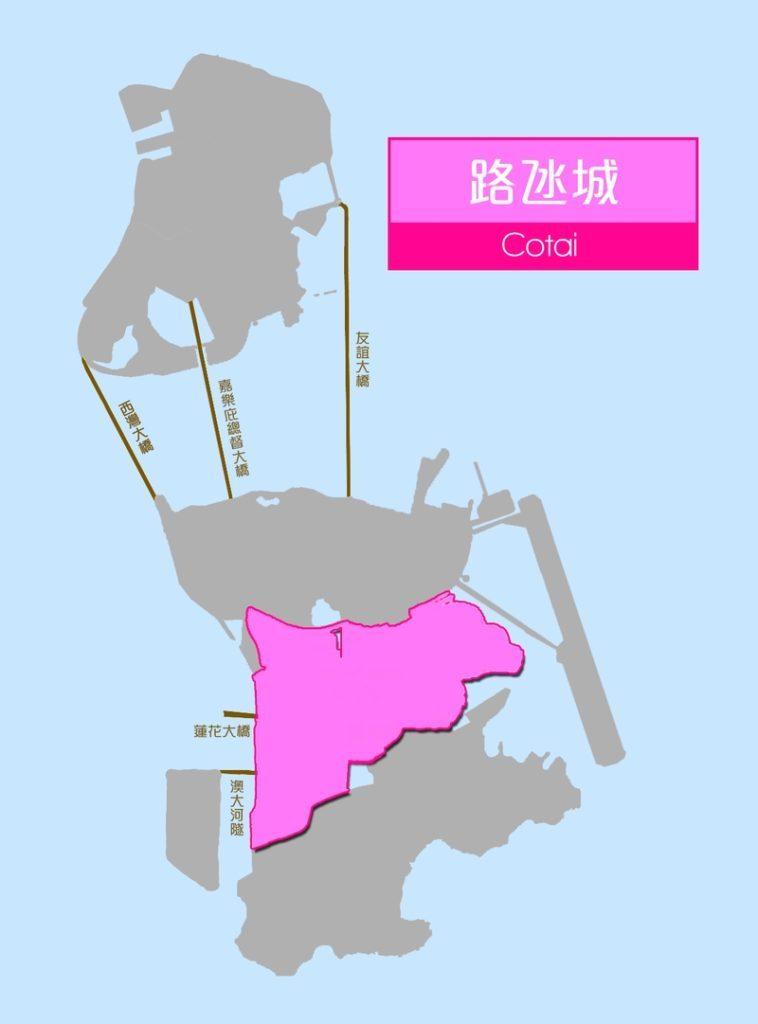 Striscia di Cotai a Macao