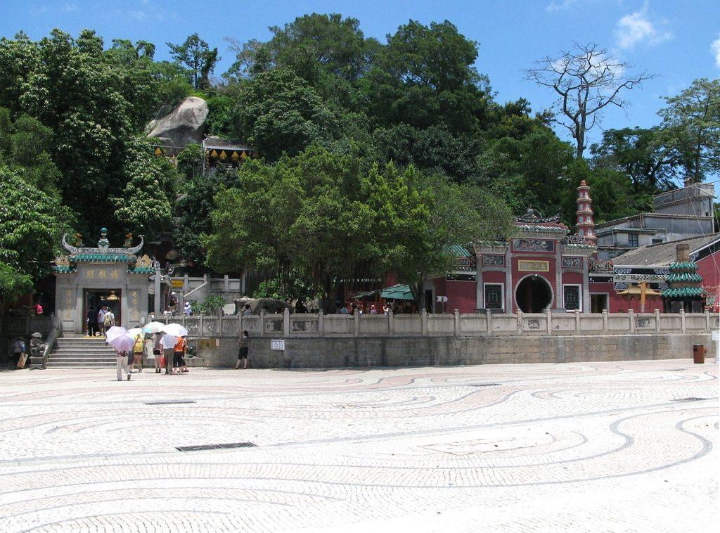 Tempio di A-Ma