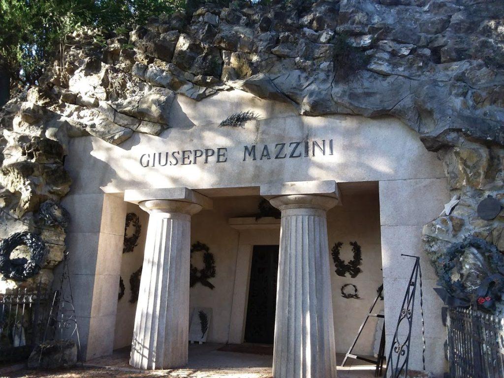 Mazzini - Cimitero di Staglieno Genova