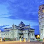Pisa: urbis me dignum pisane noscite signum