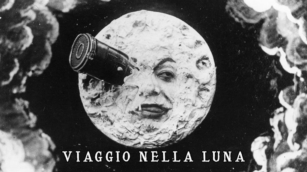 """ALT=""""Viaggio nella luna Meliés"""