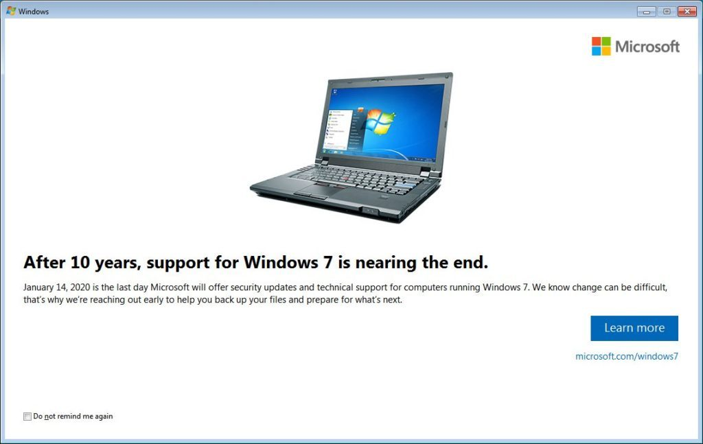 immagine windows 7